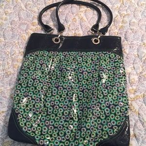 Vera Bradley Tote from the Frill line